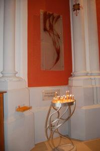 Gedenkort Kirche Bad Vöslau
