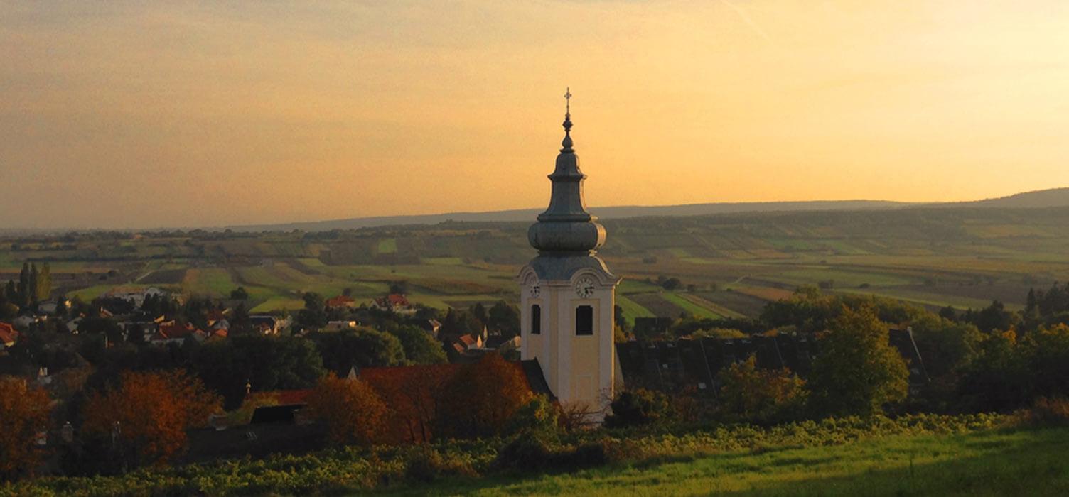 Kirche Gainfarn
